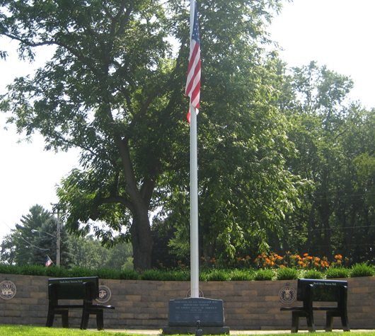 Thumbnail for the North Perry Veteran's Memorial page.